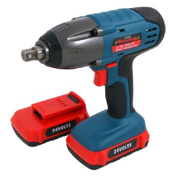 "1/2"" Drive Cordless impact wrench 24v Li-Ion Neilsen CT3730"